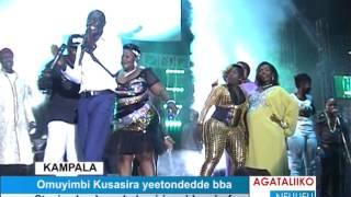 Omuyimbi Kusasira yeetondedde bba thumbnail