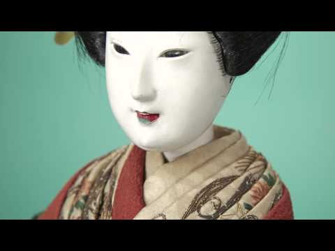 Carabet Collection Part 1 - Antique Japanese Dolls - At Auction January 10, 2016