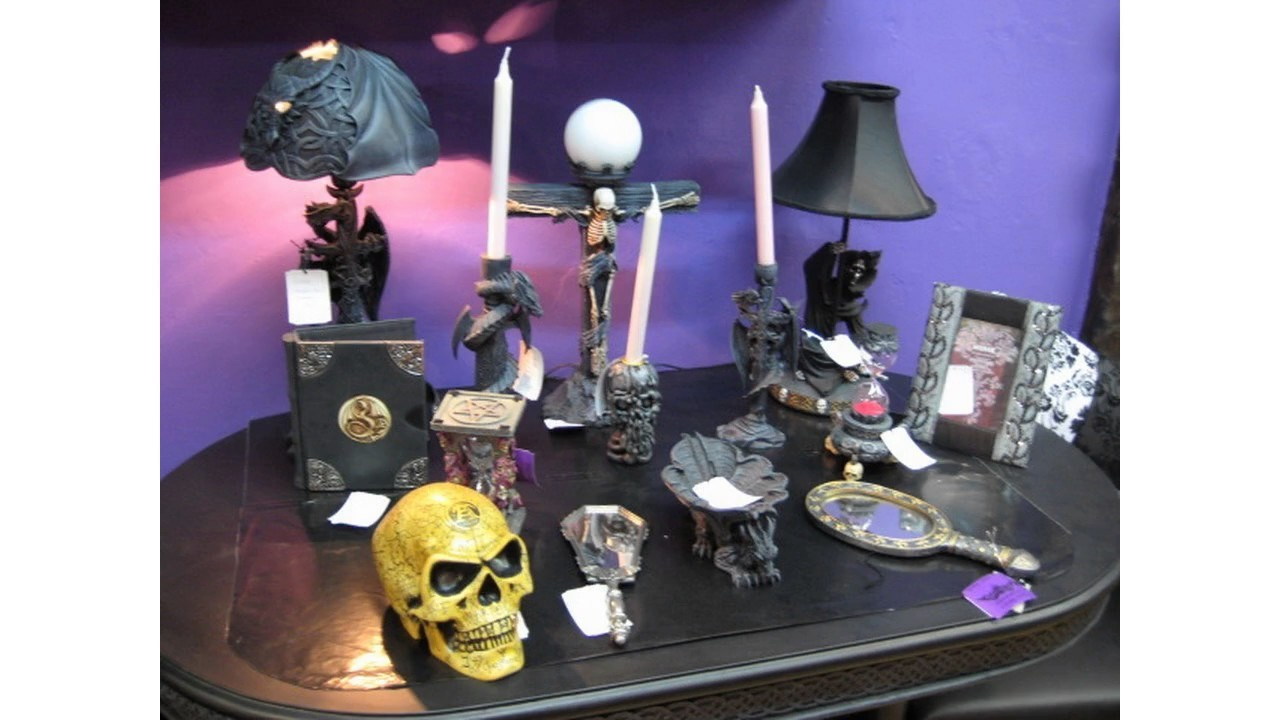 Gothic schlafzimmer dekor - YouTube