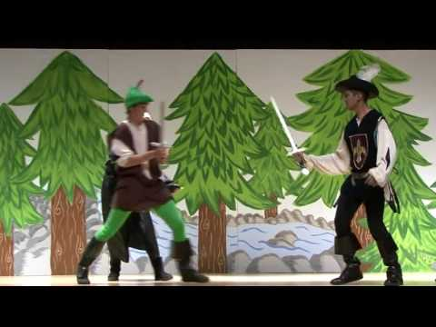 The Tale of Robin Hood (Sorta...) LVHS School Play 2011