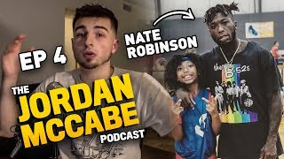 Nate Robinson Gives Secret To Making It If You're Short! Best Allen Iverson Story W/ Jordan McCabe!