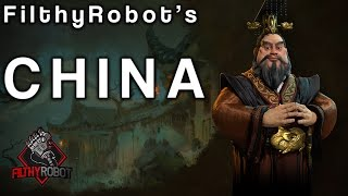 Filthy's Civ6: How Good is Qin Shi Huang's China?