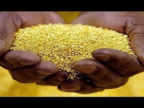 Legendary Gold Deposits Of Rio Madeira Brazil (DOCUMENTARY)