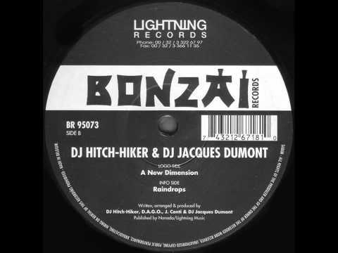 DJ Hitch Hiker & DJ Jacques Dumont - Raindrops