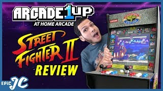 🕹️ IS ARCADE1UP WORTH IT? Street Fighter II Arcade1UP REVIEW
