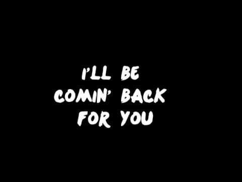BACK FOR YOU - ONE DIRECTION LYRICS [Take Me Home Album 2012]
