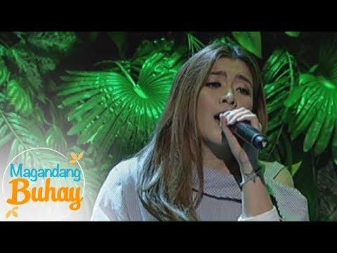 Magandang Buhay: Angeline Quinto sings 'Nanghihinayang'