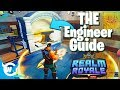 ENGINEER GUIDE - REALM ROYALE GAMEPLAY TIPS AND TRICKS