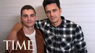 James & Dave Franco Have Finally Made A Movie Together | TIME