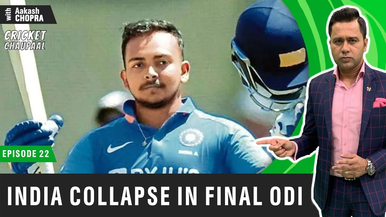 IND Go DOWN Fighting in 3rd ODI | KEY GAINS from ODIs | Betway Cricket Chaupaal E22 | Aakash Chopra