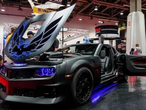 2014 Trans Am Blackbird Special Edition - YouTube