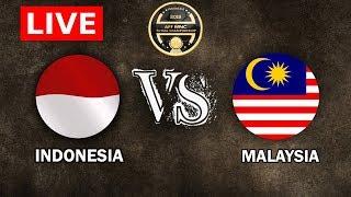 FUTSAL INDONESIA VS MALAYSIA | Live Streaming | AFF MNC Futsal Championship