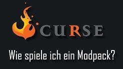 Tutorial: Curse Launcher - Modpack Installation / Erstellen - CurseForge