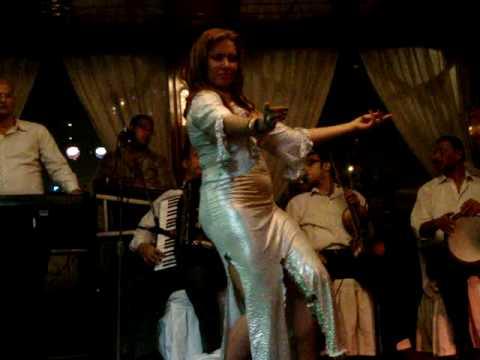 "Joana Saahirah of Cairo FREE BALADI dance at the ""NILE MAXIM"""