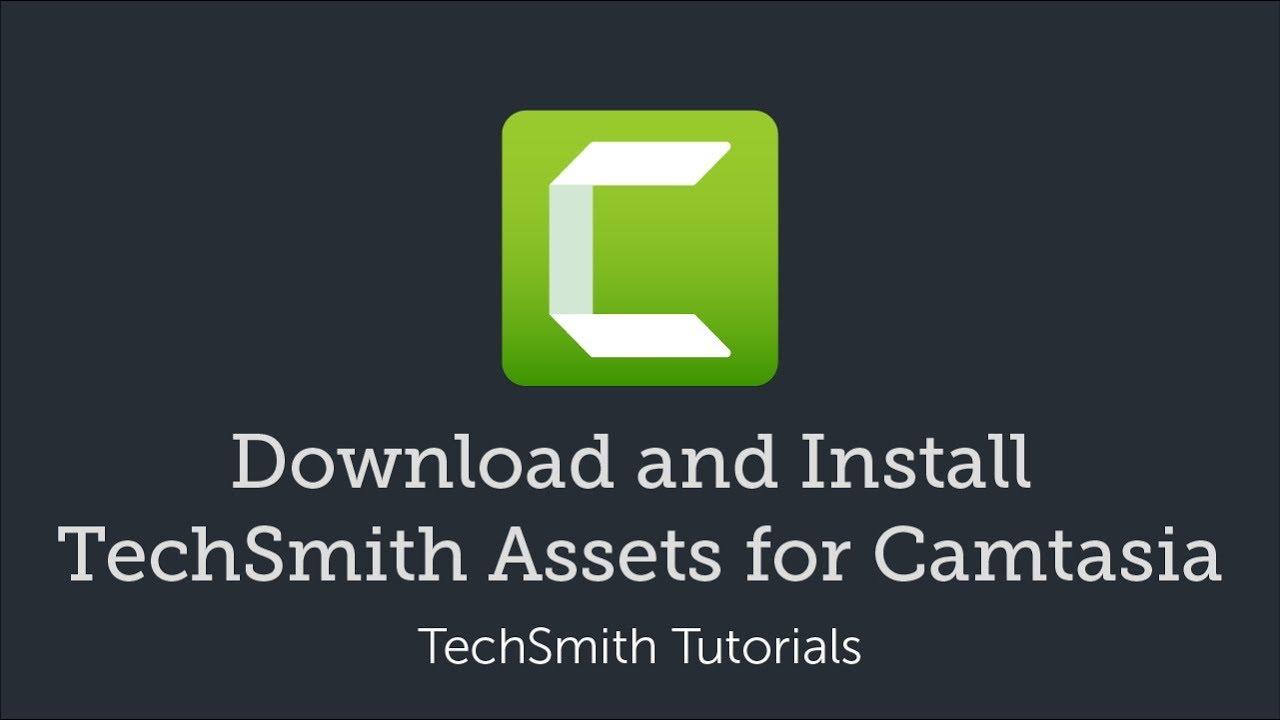 tech smith camtasia