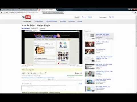 Youtube Embed Code - Where to Find It Now