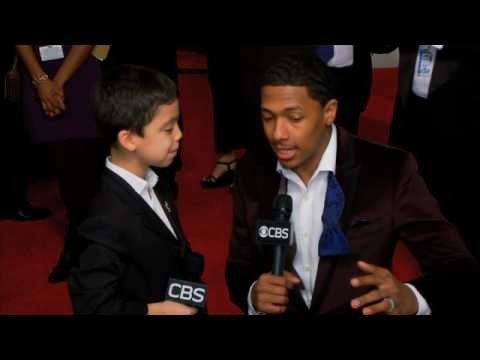 52nd Grammy Awards - Ethan Bortnick Interview