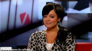 Lily Allen on The Hour with George Stroumboulopoulos