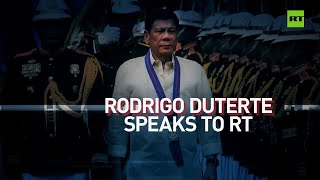 Duterte on why he will decline invitation to visit US