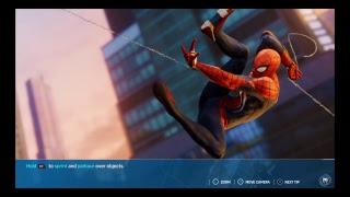 Spiderman Gameplay 3 game crashed