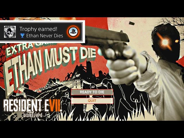 resident evil 7 ethan must die guide