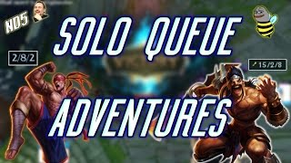 C9 Sneaky | Solo Queue Adventures