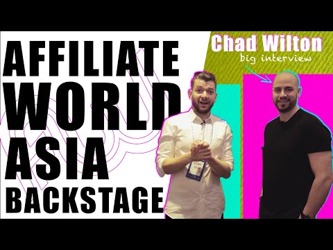 Marketing Strategies for eCommerce Conference | Affiliate World Asia 2019 w/ Chad Wilton thumbnail