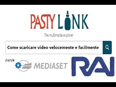 SCARICA VIDEO MEDIASET REPLAY