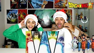 Video UNIVERSE 7 VS UNIVERSE 3 ANIRAZA | DRAGON BALL SUPER EPISODE 121 REACTION download MP3, 3GP, MP4, WEBM, AVI, FLV November 2019