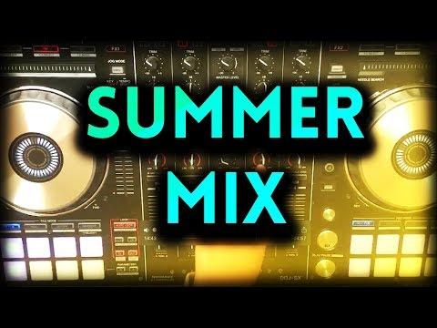 SUMMER EDM Music Mix 2018   Future Bass, Trap, Melodic Dubstep, EDM   Pioneer DDJ-SX
