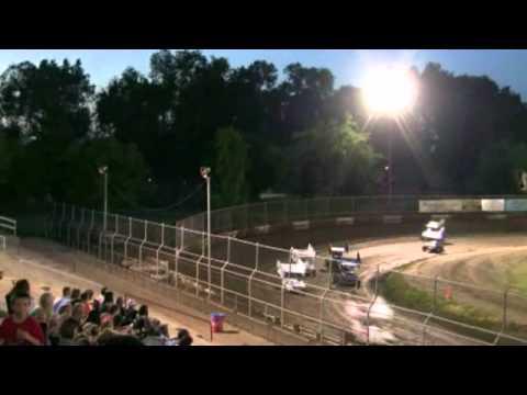 Dominic Scelzi 5/15/10 Super 600 Heat Race Plaza Park Raceway Visalia