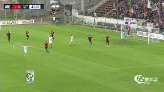 Serie C / Andata 1° turno nazionale play-off / Arezzo-Viterbese 3-0