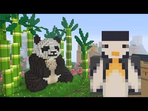 Minecraft Xbox - Chinese Mythology Mash-up Pack - An Ancient Land [1]