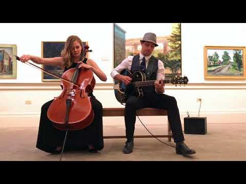 A Thousand Years  Christina Perri  Guitar Cello Duo