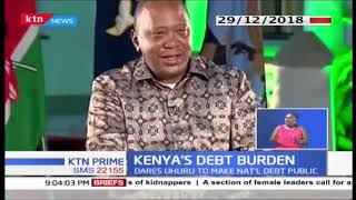 KENYA'S DEBT BURDEN: Is anyone listening to Musalia Mudavadi even as he warns Kenya could collapse?