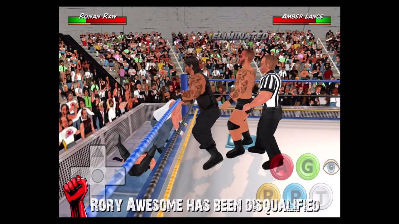 Vs randy orton wwe payback wrestling revolution 3d youtube