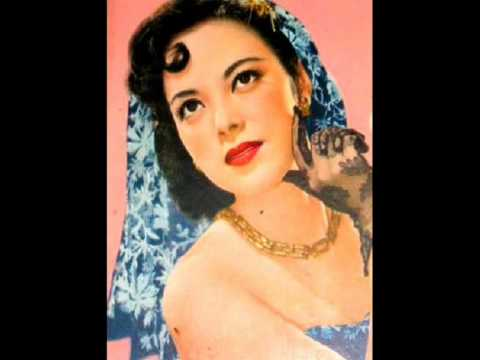 Li Xianglan - Heart Song  ( Eternally ) 李香兰-心曲  1957