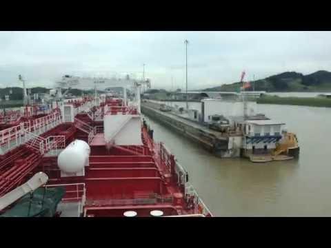 Panama transit by Stena important