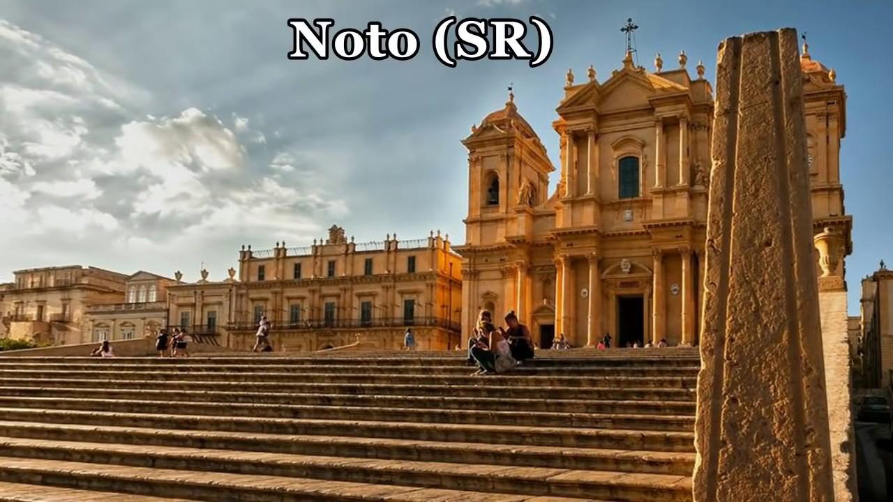 La Sicilia di Montalbano - I siti Unesco di Ragusa - YouTube