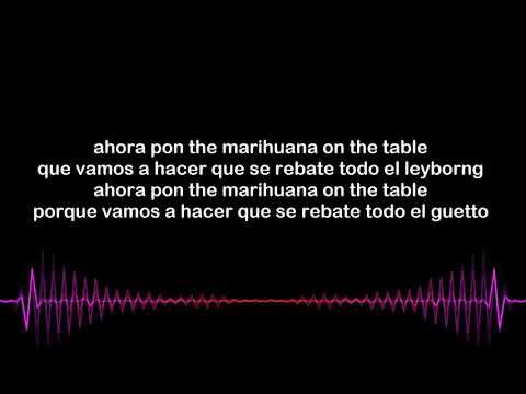 Mariwana on the Table - Neutro Shorty [LETRA]