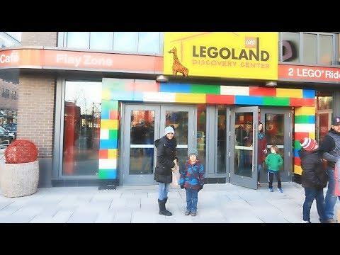 Legoland Discovery Center / Boston Somerville Ma