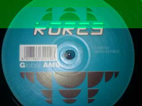 Kores (DJ Cores) - Oxbow Techno Trance Acid 1996