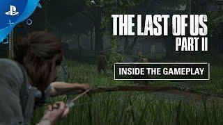 PS4《The Last of Us Part II》幕後系列 (二) 玩法製作 4K 中文影片