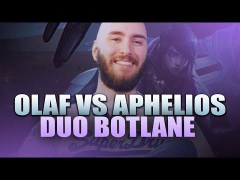 Vidéo d'Alderiate : ALDERIATE - OLAF VS APHELIOS - PRÉSAISON 11 - JE DUO SUR LA VOIE DU BAS AVEC ZENOZ