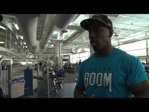 Nutrition & Fitness with EJ