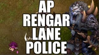 Repeat youtube video Siv HD's AP Rengar Guide (LION LANE POLICE)