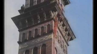 Fred Dibnah How to climb a chimney overhang at 50+
