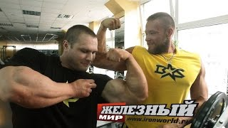 PRO-тренировка груди. Готовим тяжа! Аркадий ВЕЛИЧКО!