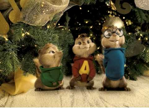 Alvin & The Chipmunks: Lifehouse- Halfway Gone