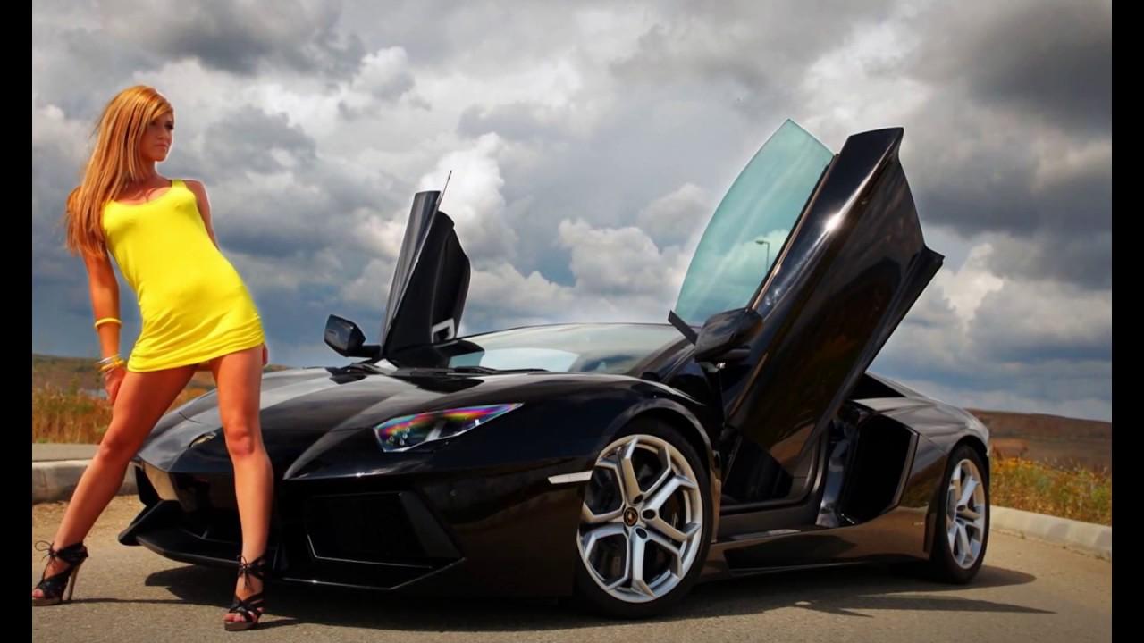 Super Sport Cars Sexy Girls An Super Car Lamborghini So Hot - Hot sports cars